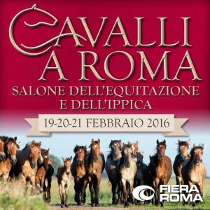 CAVALLI A ROMA 2016